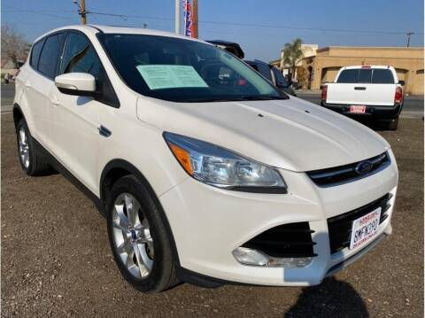 2013 Ford Escape for sale at Dealers Choice Inc in Farmersville CA