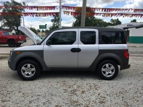 2003 Honda Element for sale at Antique Motors in Plymouth IN
