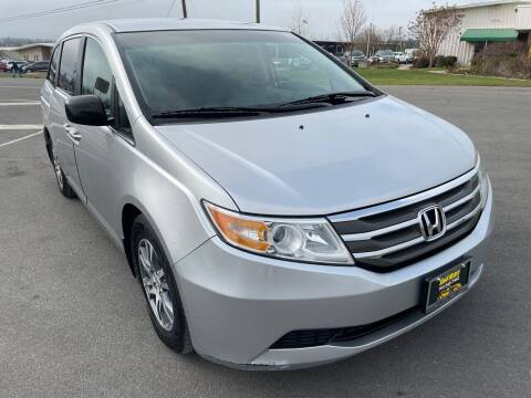 2011 Honda Odyssey for sale at Shell Motors in Chantilly VA