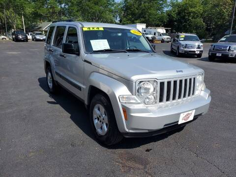 2010 Jeep Liberty for sale at Stach Auto in Janesville WI