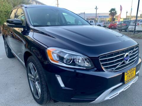 2017 Volvo XC60 for sale at San Mateo Auto Sales in San Mateo CA