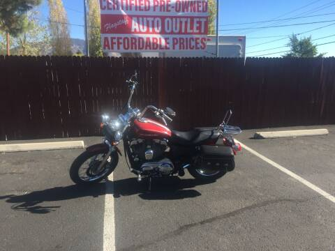 2007 Harley-Davidson Sportster for sale at Flagstaff Auto Outlet in Flagstaff AZ