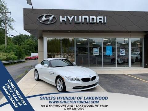 2015 BMW Z4 for sale at Shults Hyundai in Lakewood NY
