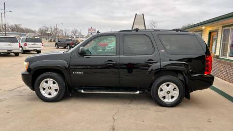 2011 Chevrolet Tahoe for sale at Eagle Care Autos in Mcpherson KS