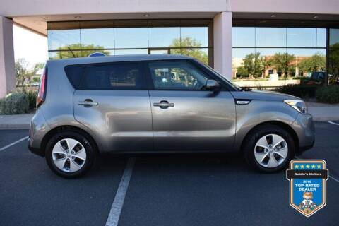 2016 Kia Soul for sale at GOLDIES MOTORS in Phoenix AZ