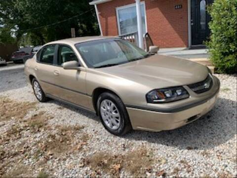 2005 Chevrolet Impala for sale at BUDGET AUTOS OF LAKE NORMAN in Mooresville NC