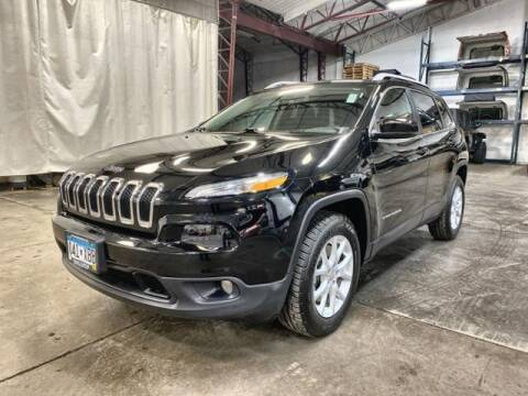 2017 Jeep Cherokee for sale at Waconia Auto Detail in Waconia MN