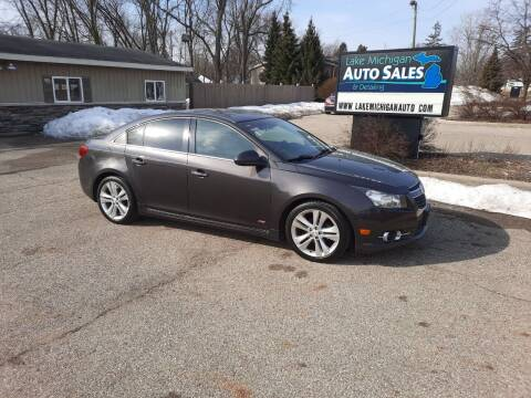2014 Chevrolet Cruze for sale at Lake Michigan Auto Sales & Detailing in Allendale MI