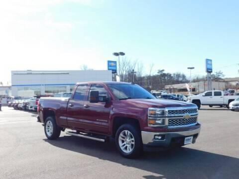 2015 Chevrolet Silverado 1500 for sale at Radley Cadillac in Fredericksburg VA