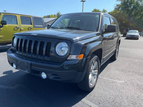 2012 Jeep Patriot for sale at Blake Hollenbeck Auto Sales in Greenville MI