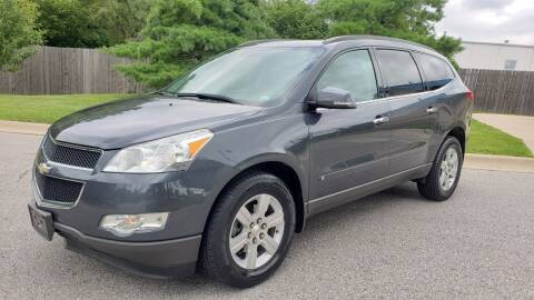 2010 Chevrolet Traverse for sale at Nationwide Auto in Merriam KS