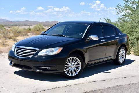 2011 Chrysler 200 for sale at Arizona Choice Automotive LLC in Mesa AZ