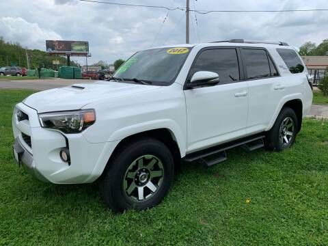 2017 Toyota 4Runner for sale at PREMIUM PRE-OWNED AUTOS in East Peoria IL
