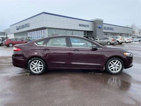 2013 Ford Fusion for sale at Schulte Subaru in Sioux Falls SD