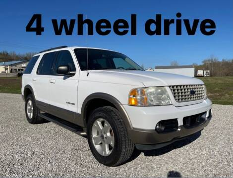 2004 Ford Explorer for sale at 64 Auto Sales in Georgetown IN