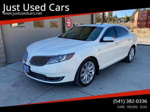 2013 Lincoln MKS for sale at Just Used Cars in Bend OR