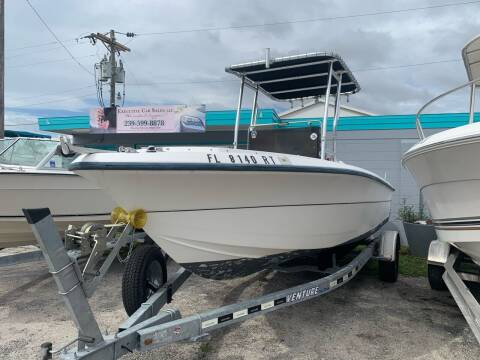 1995 Angler 204 for sale at EXECUTIVE CAR SALES LLC in North Fort Myers FL