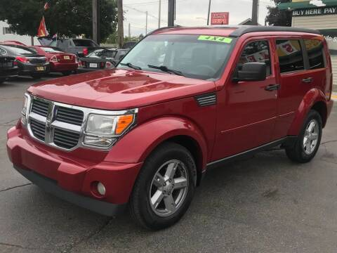 2007 Dodge Nitro for sale at Capitol Auto Sales in Lansing MI