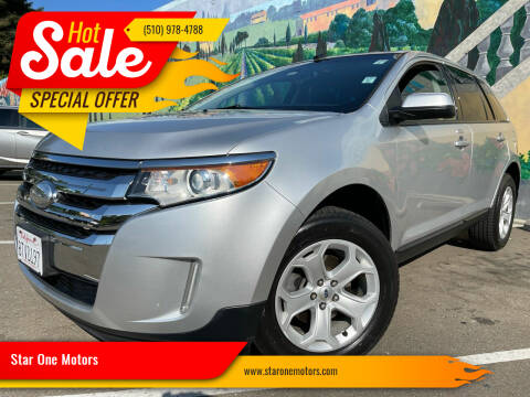 2013 Ford Edge for sale at Star One Motors in Hayward CA
