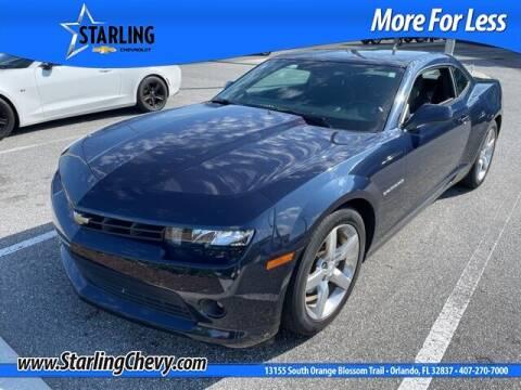 2015 Chevrolet Camaro for sale at Pedro @ Starling Chevrolet in Orlando FL