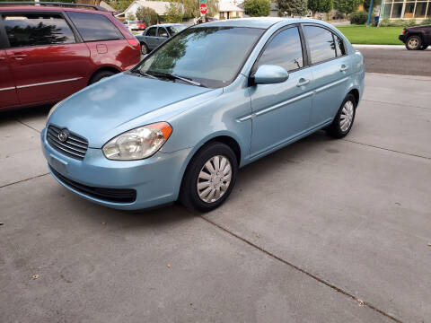 2008 Hyundai Accent for sale at West Richland Car Sales in West Richland WA
