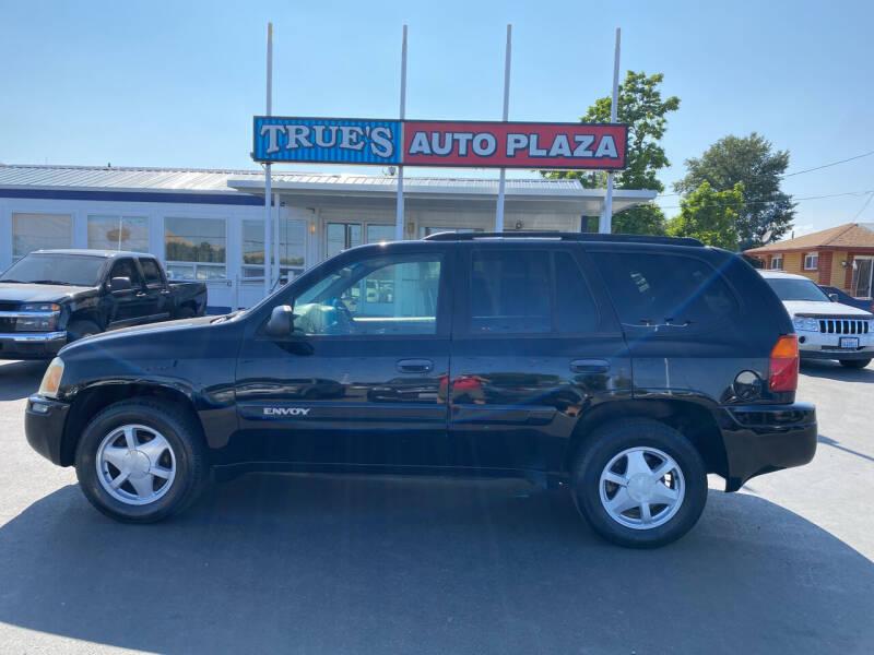 2003 GMC Envoy for sale at True's Auto Plaza in Union Gap WA
