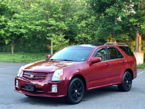 2008 Cadillac SRX for sale at Diamond Automobile Exchange in Woodbridge VA