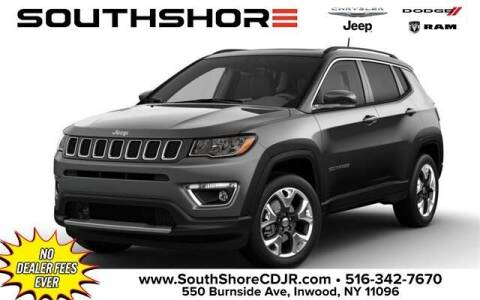 2021 Jeep Compass for sale at South Shore Chrysler Dodge Jeep Ram in Inwood NY