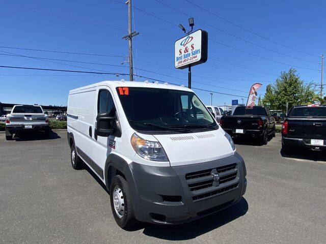 2017 RAM ProMaster Cargo for sale in Auburn, WA