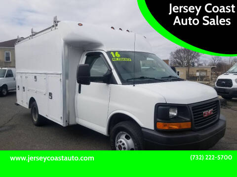2016 GMC Savana Cutaway for sale at Jersey Coast Auto Sales in Long Branch NJ