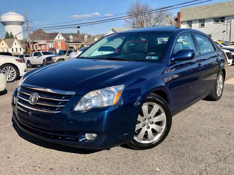 2007 Toyota Avalon for sale at Majestic Auto Trade in Easton PA