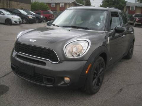 2012 MINI Cooper Countryman for sale at ELITE AUTOMOTIVE in Euclid OH