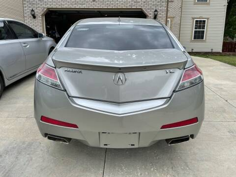 2010 Acura TL for sale at Tiger Auto Sales in Columbus OH