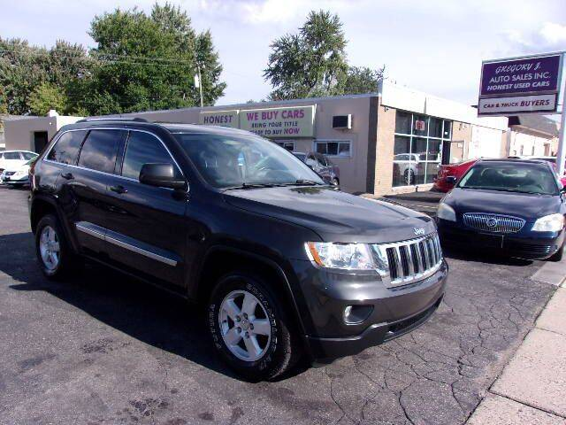 2011 Jeep Grand Cherokee for sale at Gregory J Auto Sales in Roseville MI