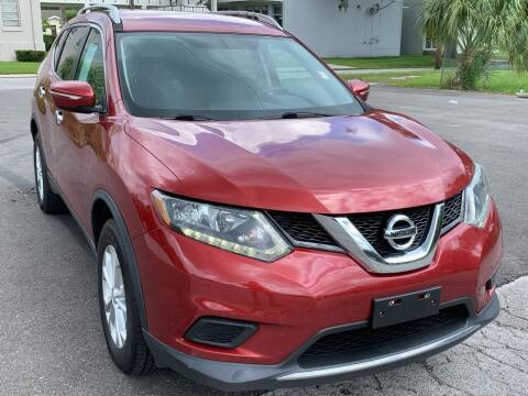 2014 Nissan Rogue for sale at Consumer Auto Credit in Tampa FL