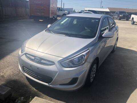 2017 Hyundai Accent for sale at RIVERCITYAUTOFINANCE.COM in New Braunfels TX