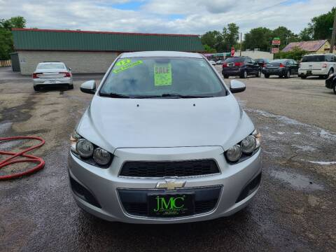 2012 Chevrolet Sonic for sale at Johnny's Motor Cars in Toledo OH