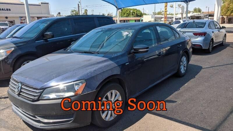 2015 Volkswagen Passat for sale at USA Auto Inc in Mesa AZ