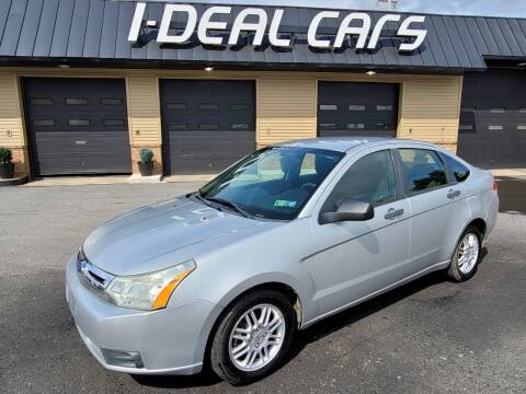 2010 Ford Focus for sale at I-Deal Cars in Harrisburg PA