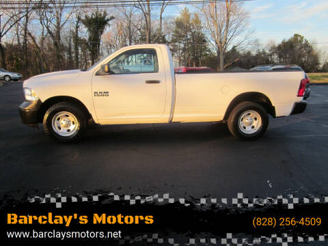 2015 RAM Ram Pickup 1500 for sale at Barclay's Motors in Conover NC