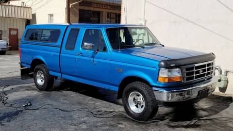 1995 Ford F-150 for sale at Rare Exotic Vehicles in Weaverville NC