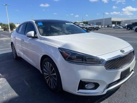 2018 Kia Cadenza for sale at PHIL SMITH AUTOMOTIVE GROUP - Phil Smith Chevrolet in Lauderhill FL