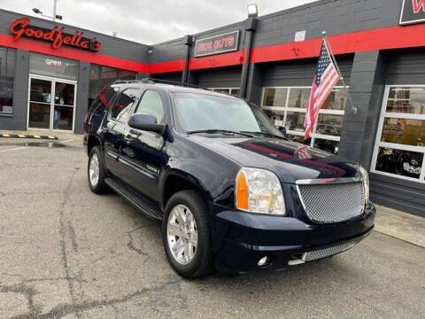 2007 GMC Yukon for sale at Goodfella's  Motor Company in Tacoma WA