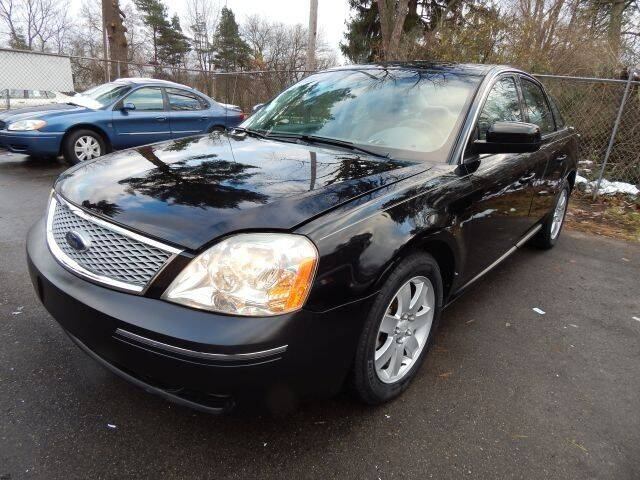 2005 Ford Five Hundred for sale at PARAGON AUTO SALES in Portage MI