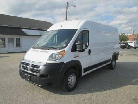 2018 RAM ProMaster Cargo for sale at Wally's Wholesale in Manakin Sabot VA
