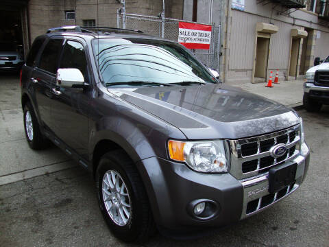 2011 Ford Escape for sale at Discount Auto Sales in Passaic NJ