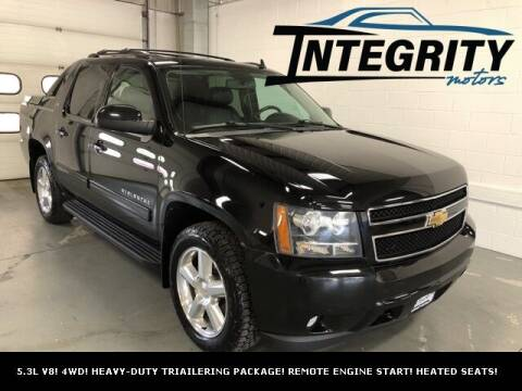 2011 Chevrolet Avalanche for sale at Integrity Motors, Inc. in Fond Du Lac WI