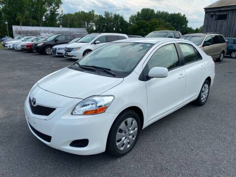 2010 Toyota Yaris for sale at Paul Hiltbrand Auto Sales LTD in Cicero NY