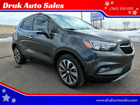 2018 Buick Encore for sale at Druk Auto Sales in Ramsey MN