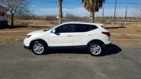 2017 Nissan Rogue Sport for sale at Ryan Richardson Motor Company in Alamogordo NM